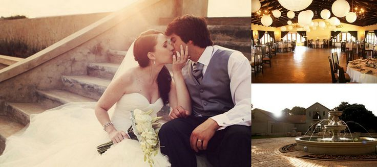 Accolades wedding venue located in Midrand is a Tuscan style venue.
