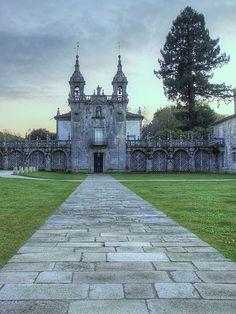 Pazo de Oca, Pontevedra Galicia  Spain