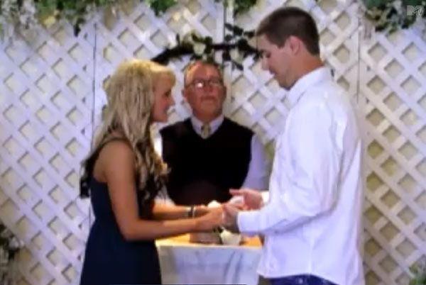 'Teen Mom 2′ Preview: Leah Messer & Jeremy Calvert's WeddingRehearsal