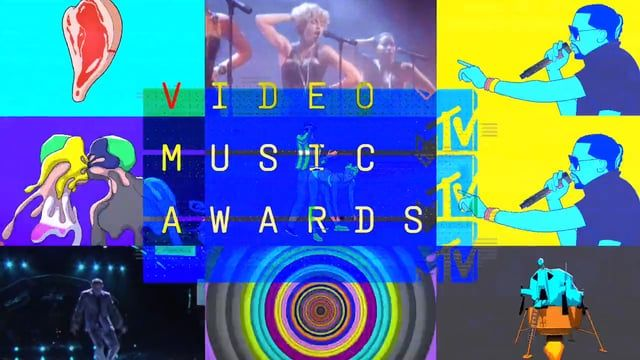 For this year's MTV awards, we've opted for a design package of understated minimalism and restrained elegance.