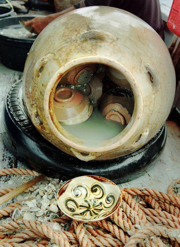 Un Sunken Treasure apparirà a New York nonostante il suo controverso scavo - Il New York Times https://www.nytimes.com/2017/02/21/arts/shipwreck-treasure-new-york-display.html?smid=tw-share&_r=0
