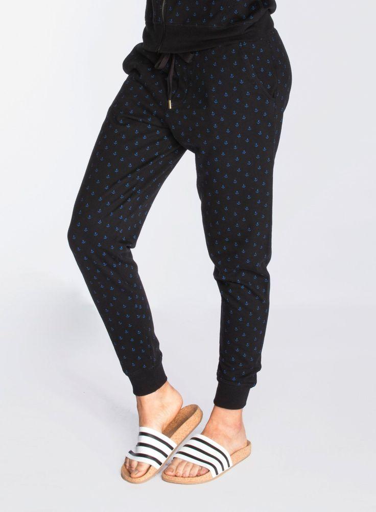 ANCHORS — Dropped Crotch Sweatpants