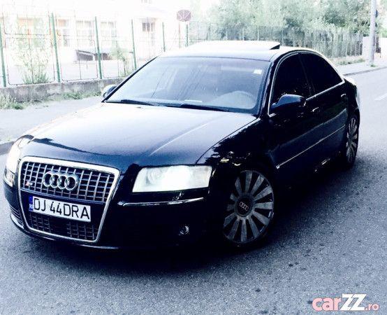 Audi A8, din 2004