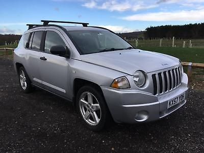 eBay: Jeep Compass 2.0CRD Limited #jeep #jeeplife
