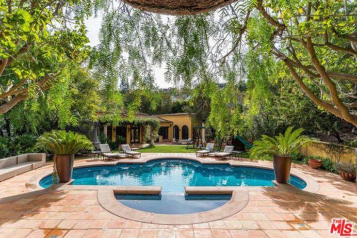 Imagen de la nueva casa de Kendall Jenner que era de Charlie Sheen