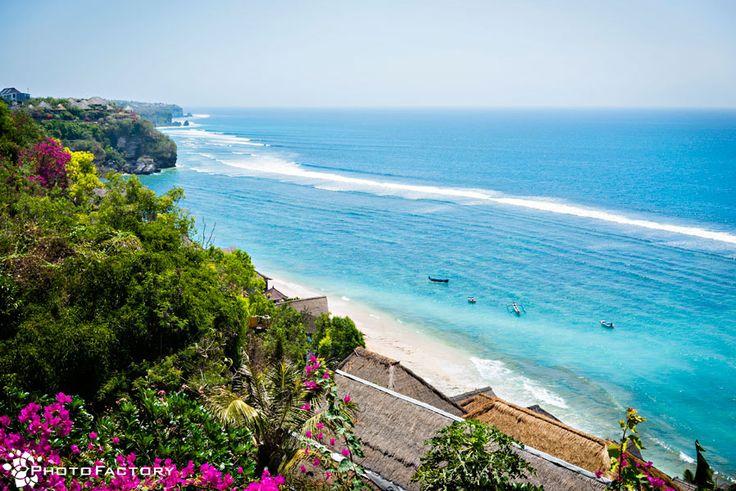 Breathtaking view from the #wedding hut at Mick's Place #Uluwatu #Bali