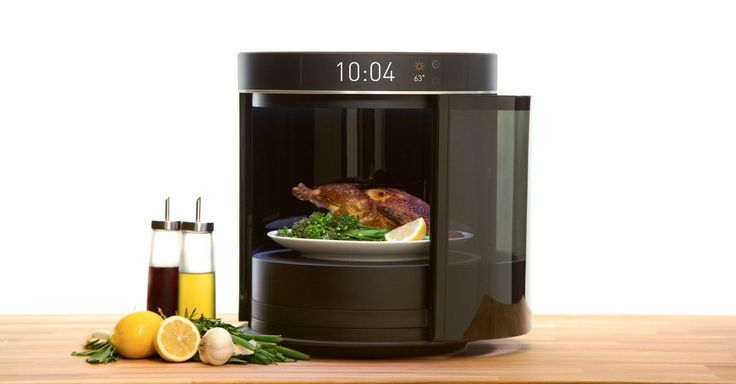 The microwave may be getting its biggest upgrade in 50 years .A new concept appliance from Freescale Semiconductor uses modern technology to heat meals quickly without sacrificing taste.
