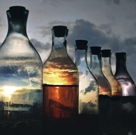 Like the Jim Croce song, moments appear to be kept in bottles.  upload By imaginethis