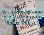 Create Reflections in Photoshop with Smart Objects | CreativePro.com