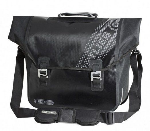Grand Prize: A Ortlieb Downtown QL3.1 Black PVC Free bike briefcase valued at $175.00. Ortlieb has teamed up with us to give one lucky winner an Ortlieb Downtown QL3.1 Black PVC Free bag!