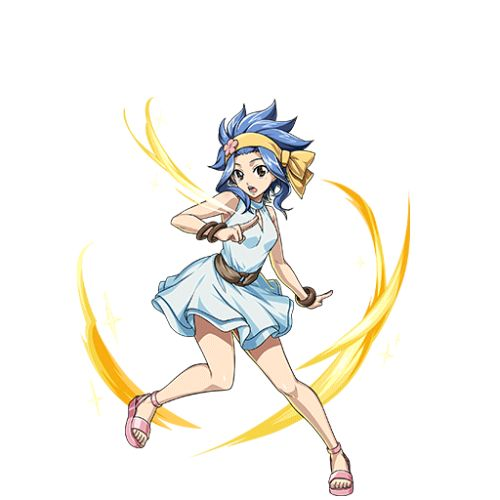 Dragon Cry ~ Levy