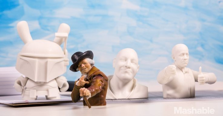 3D-Printed Memes Are the Desk Toys of the Future