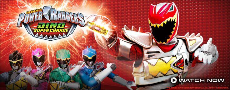 Power Rangers Toys, Games & Videos - Legacy, Megaforce & Dino ...