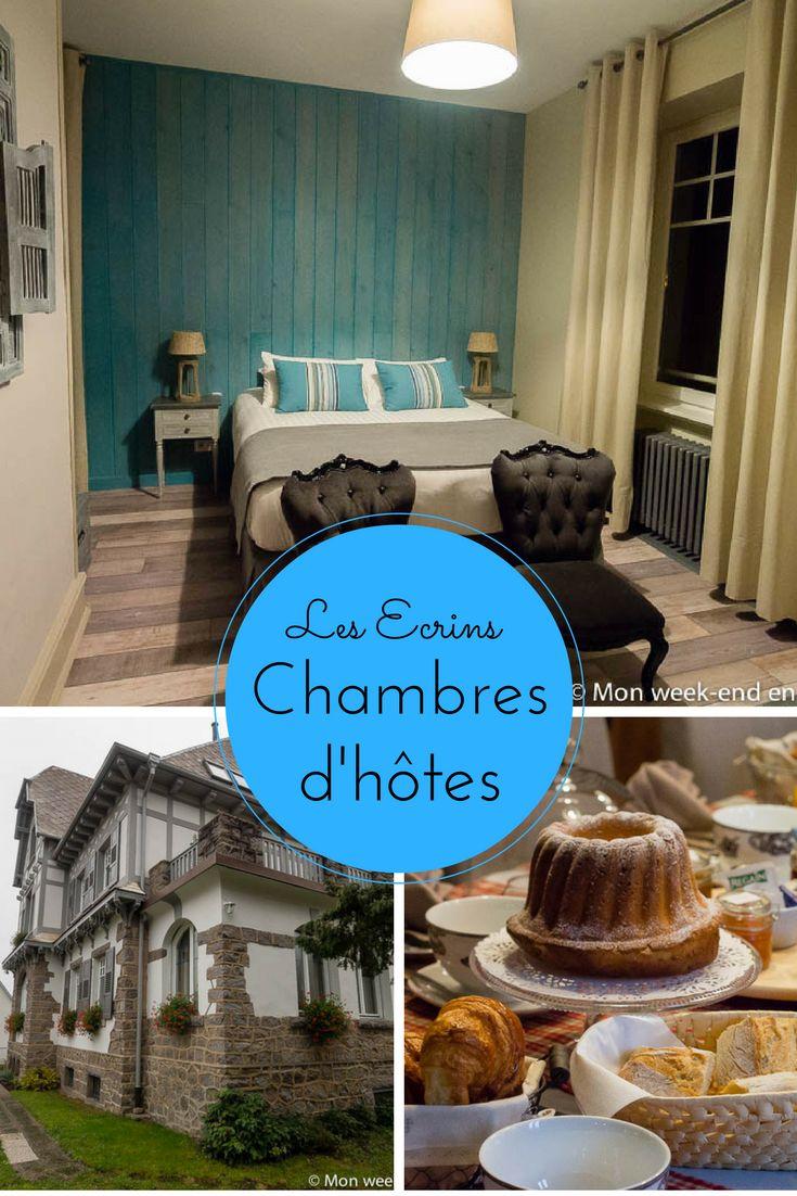 Avis et photos sur la Chambre d'Hôtes Les Ecrins, chambre d'hôtes de charme située à Orbey en Alsace