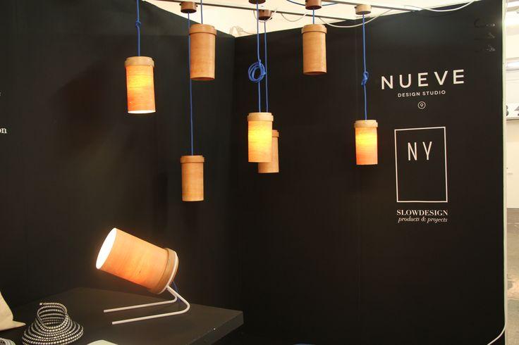 Arturo lamps by NUEVE design studio - http://nuevedesignstudio.com/