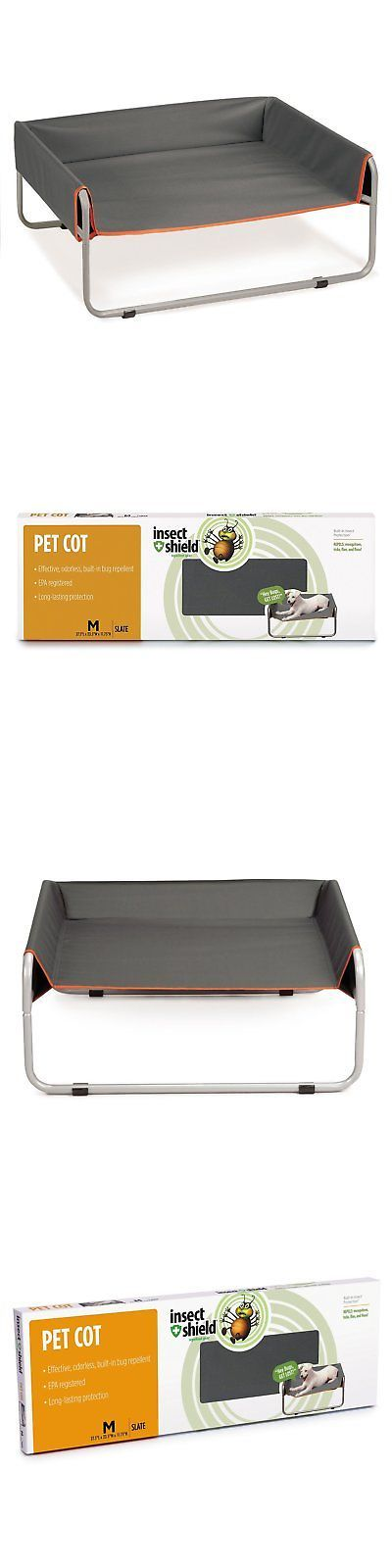 Insect Nets and Repellents 65965: Insect Shield Insect Repellant Dog Cot For Protecting Dogs From Fleas, Ticks, And -> BUY IT NOW ONLY: $63.54 on eBay!