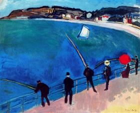 Fishermen - Raoul Dufy