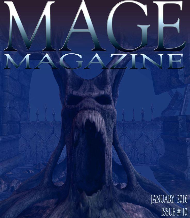 MAGE Magazine Issue 10