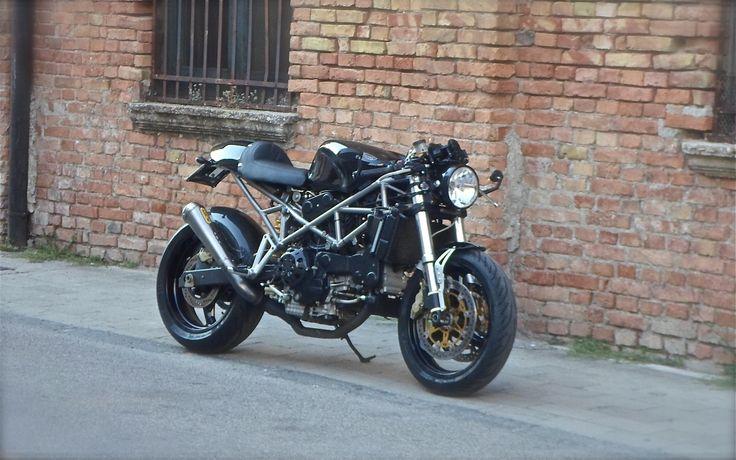 ST4 Special | Inazuma café racer