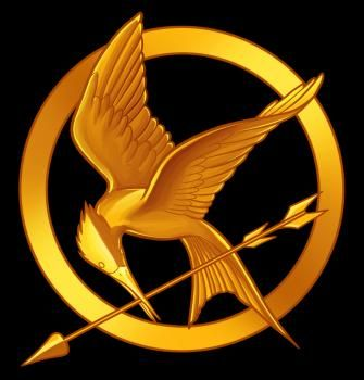 how to draw Hunger Games Symbol, might come in handy for the teen camps.