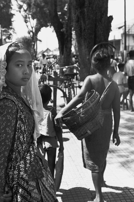 Henri Cartier-Bresson, Jakarta, Java, Indonésie, 1949. © Henri Cartier-Bresson/Magnum Photos.