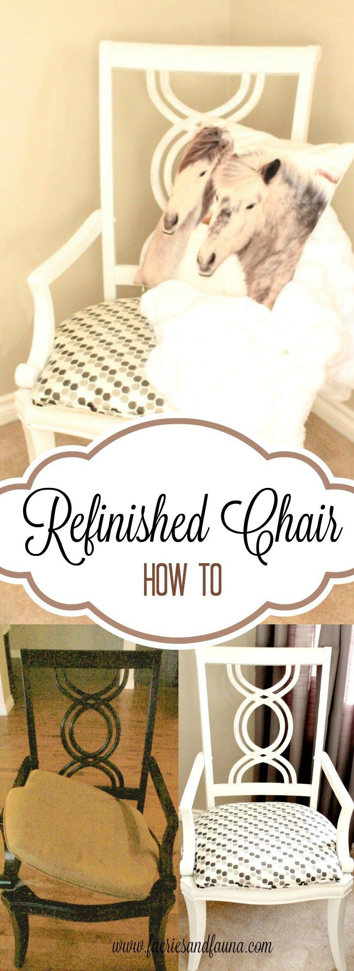 Best 25+ Refurbished chairs ideas on Pinterest | DIY furniture ...