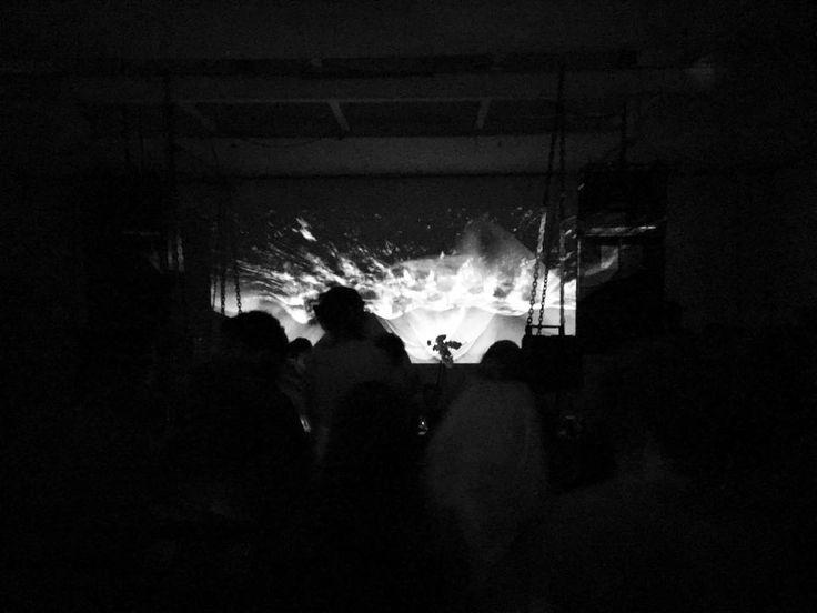 #visuals #vj #techno #rave #waterhouse #lovefoundation #dj #electro #night #openend #party #warehouse