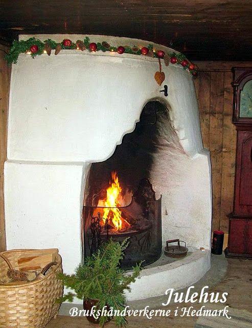 Atelier Kari naturdekorasjoner og kranser: Julehuset på Domkirkeodden har åpent 1. helga i advent.