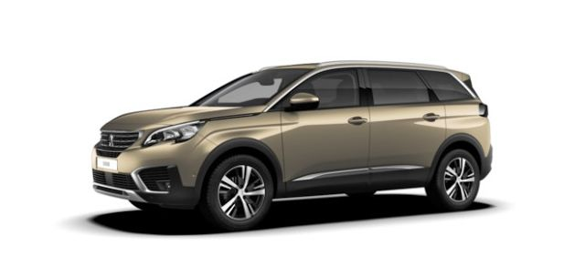Peugeot 5008 II (2017) - Couleurs / Colors