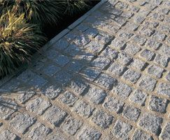 Natural granite setts are offered in a natural palette of colours that can be matched to existing, indigenous colours and textures.  The setts are hard wearing...