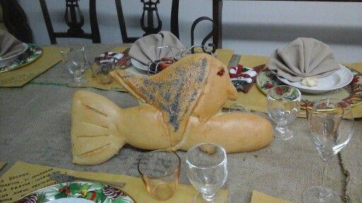 Il pane della Befana