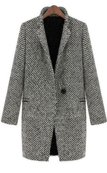 Long Winter Coat For Women