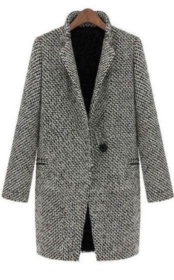 Long Winter Coat For Women