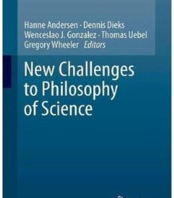 New Challenges To Philosophy Of Science PDF