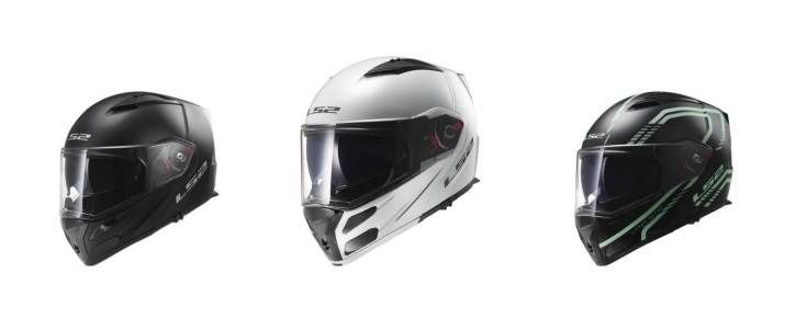 """O METRO FF324 é o novo capacete da LS2 que """"reinventa"""" as possibilidades de um moderno capacete modular, integral e jet."""