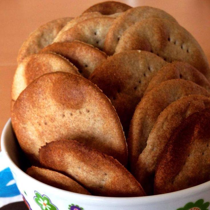 Rezept Knäckebrot mit Frischkäsedip von nielebocla - Rezept der Kategorie Brot & Brötchen