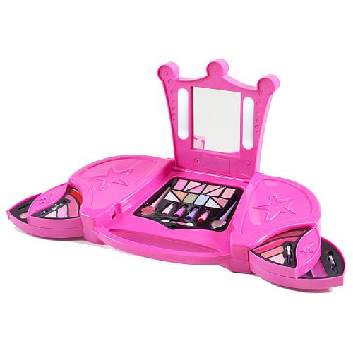 Dream Dazzlers Light Up Princess Vanity Set Toys R Us