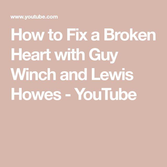 The 25+ best How to fix a broken heart ideas on Pinterest | Fixing ...