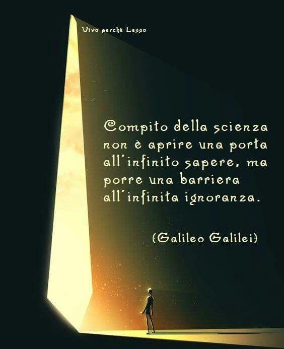 Galileo Galilei Citazioni