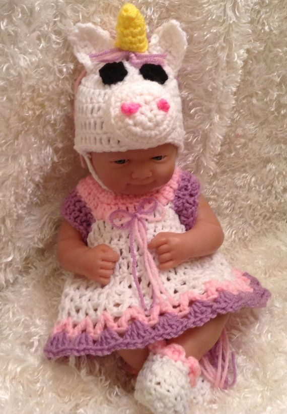Clothes For 14 Inch and 9 inch Dolls.Short by LoveWhatIDoCrochet4U