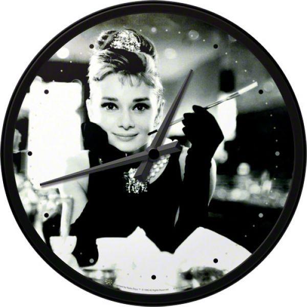 Ceas perete Audrey Hepburn