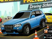 Parking Frenzy: Driving School is a Racing game 2 play online at GaHe.Com. You can play Parking Frenzy: Driving School in full-screen mode in your…