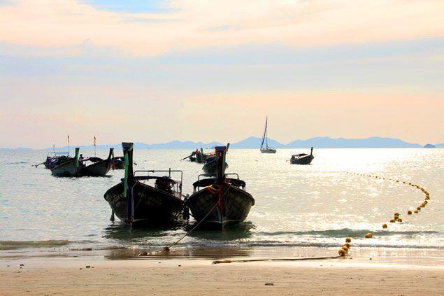 Playa de Railay west
