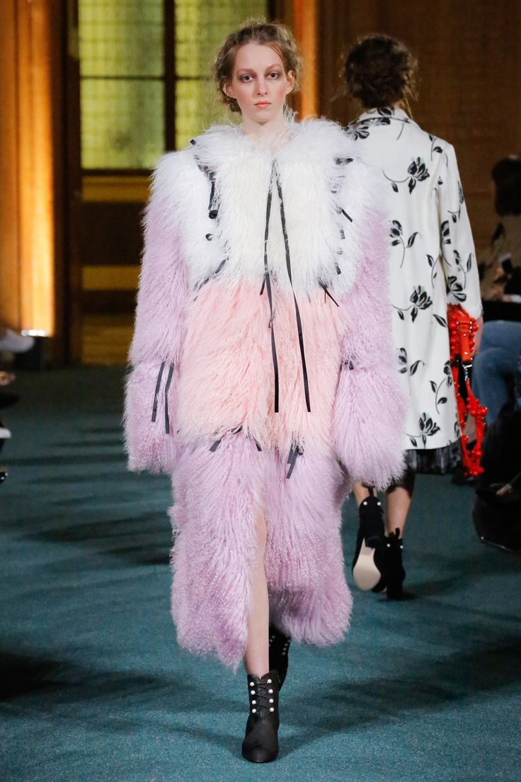 See the complete Huishan Zhang Fall 2017 Ready-to-Wear collection.