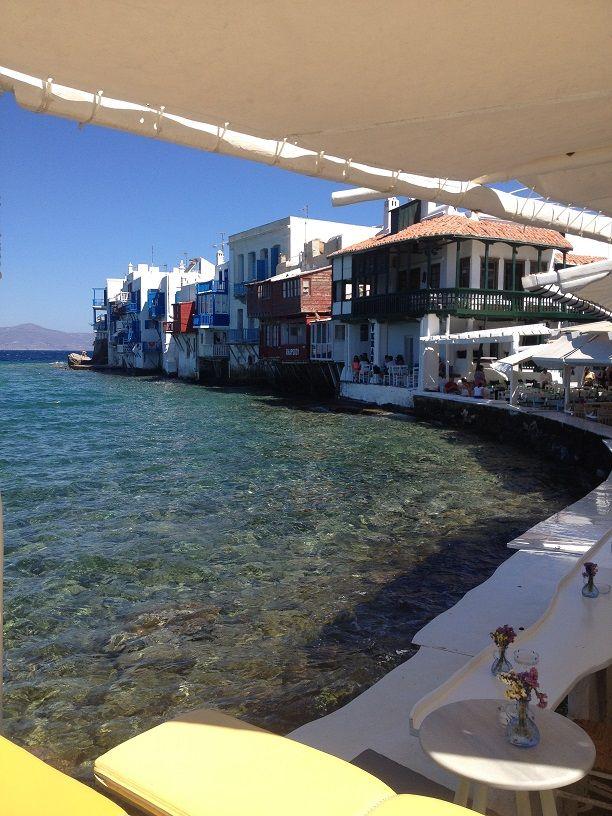 Mykonos Adası – Aegean Paradise ile Yunan Adaları   Normal is Good