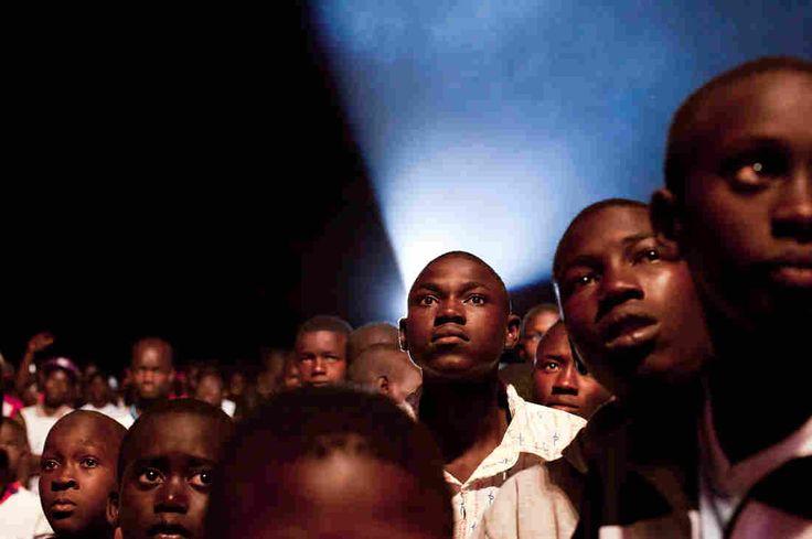 Rap City: Sweat, Hope & Hip-Hop In Dakar, by CLAIRE HARBAGE & RYAN KELLMAN | via @npr