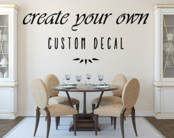 Cheap Custom Wall Decals Wall Murals Ideas - Custom vinyl stickers ottawa