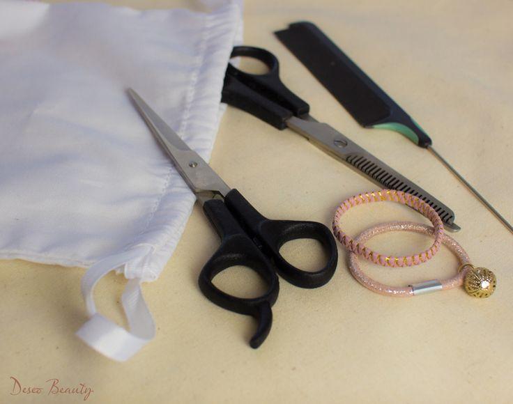 Cómo cortar el cabello en capas tú misma