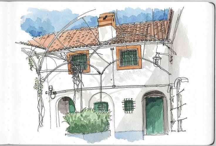 Museo Histórico de Buenos Aires Cornelio Saavedra / Buenos Aires Historical Museum Cornelio Saavedra: http://sketches-fedetessa.blogspot.com.ar/2014/07/museo-historico-de-buenos-aires.html