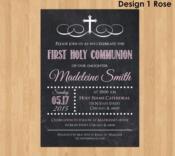 He encontrado este interesante anuncio de Etsy en https://www.etsy.com/es/listing/230253982/first-communion-invitation-girl-first